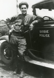 Quogue Police Chief Ross W. Federico,<br />ca. 1935.