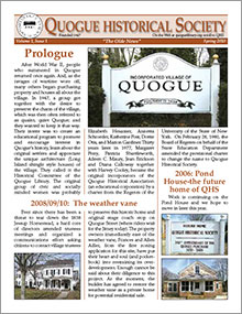 2010-QHS-Newsletter-Vol1-Issue1-Spring