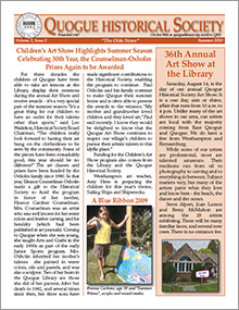 2010-QHS-Newsletter-Vol1-Issue2-Summer