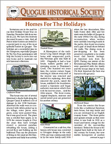 2010-QHS-Newsletter-Vol1-Issue3-Autumn