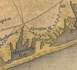1836 map q
