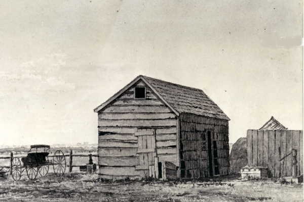 Jessup homestead