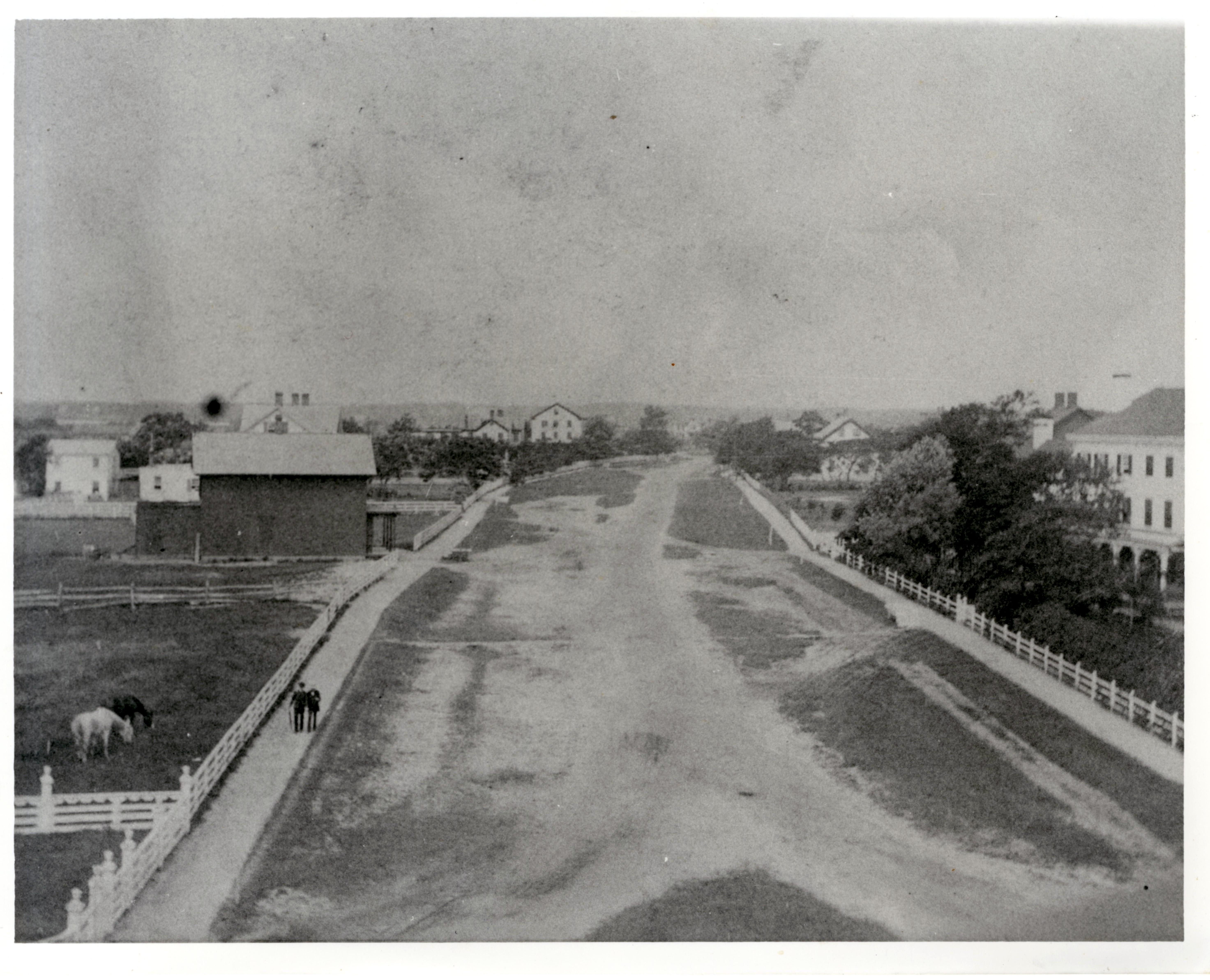 Quogue Street, ca. 1905