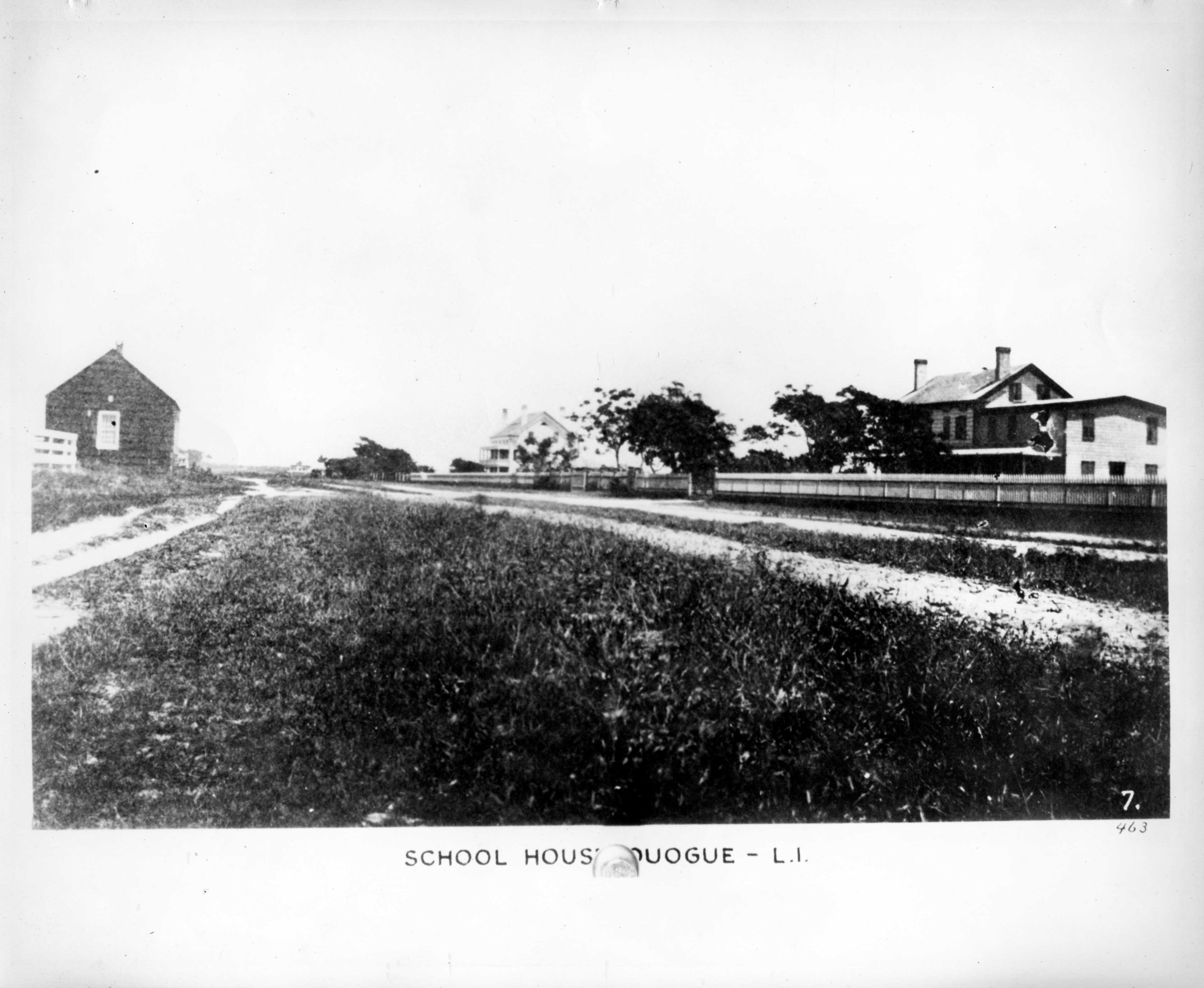 BUILDINGS Brainerd Schoolhouse 1870