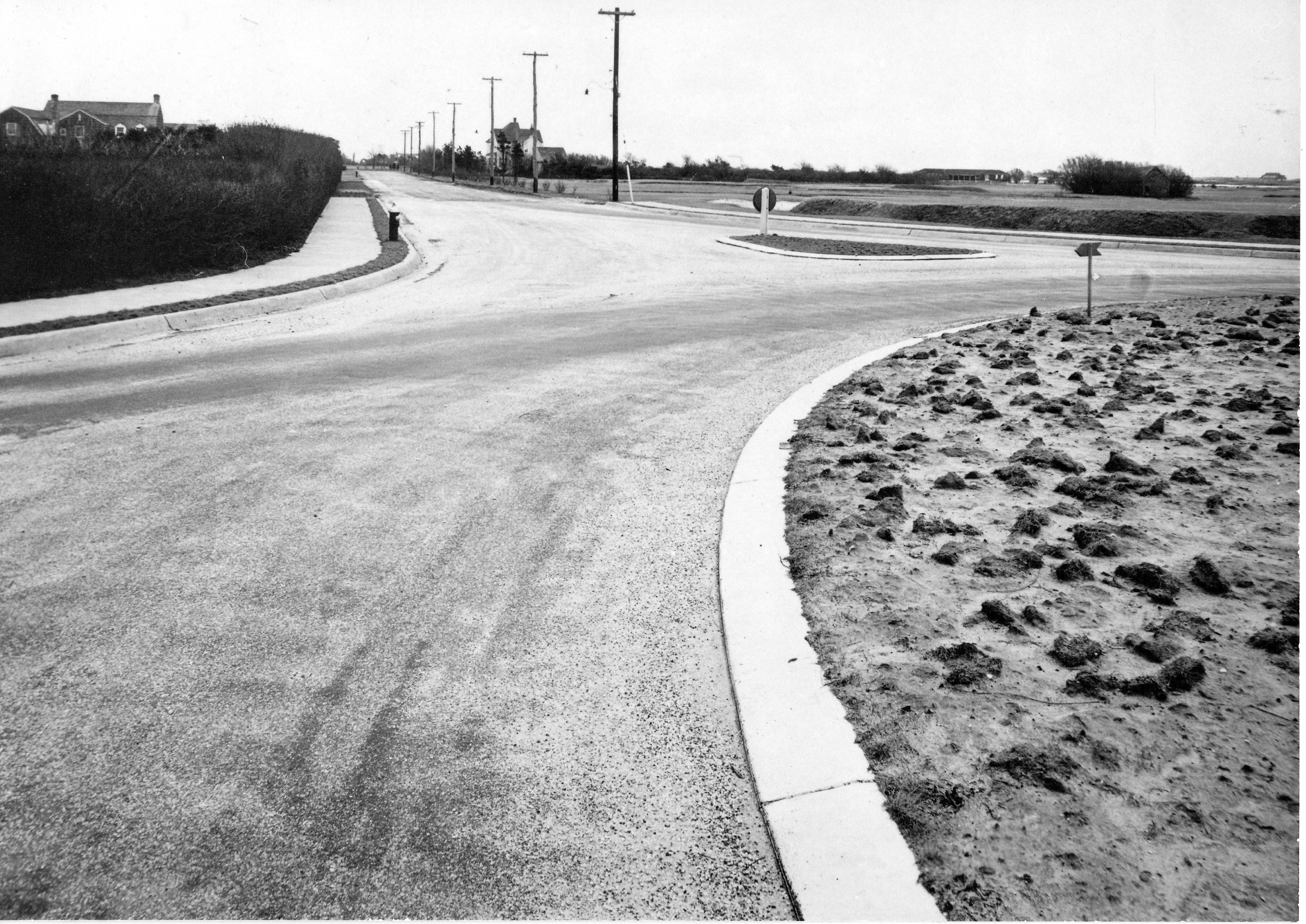Circle Post and Niamogue 1942